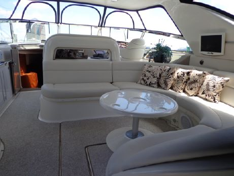 2000 Sea Ray 580 Super Sun Sport