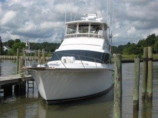 1988 Ocean Yachts Sportfish