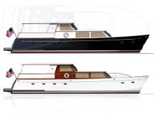 2014 Reliant 55' Classic Motor Yacht