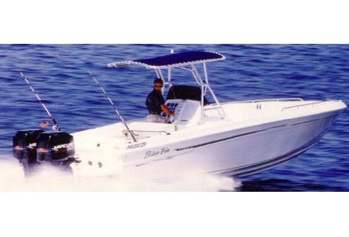 2002 Blue Fin Pro Fish 260 CC