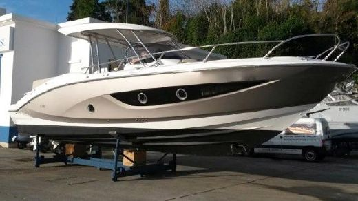 2012 Sessa Key Largo 34 EFB