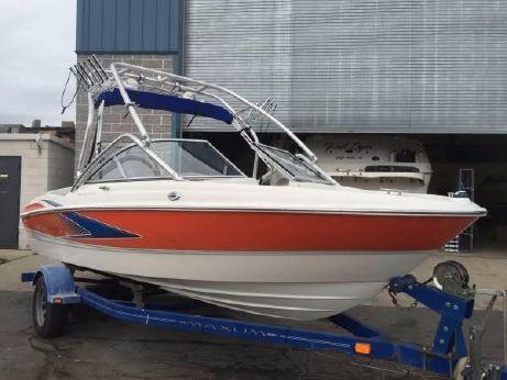 2007 Maxum 1800 SR3