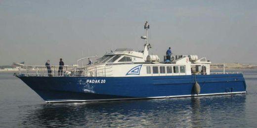 2000 Ocea Fast Crew Boat