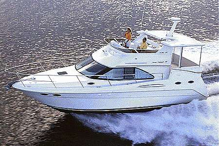 37 ft 1997 sea ray 370 aft cabin freshwater