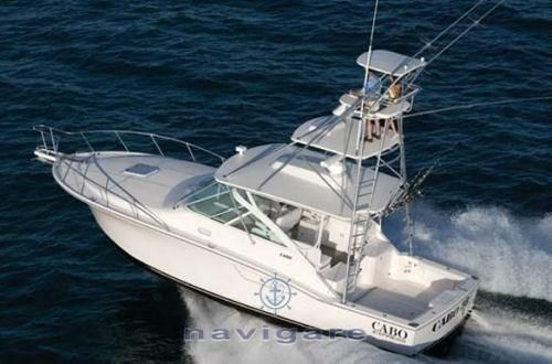 2007 Cabo 38 Express