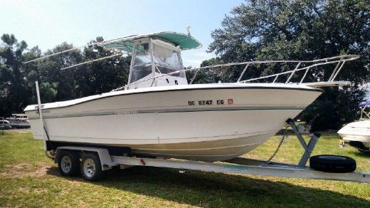 1994 Sport Craft Fishmaster