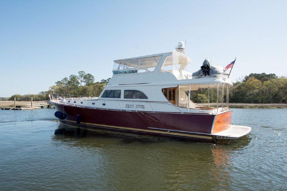 2007 Vicem Flybridge Power Boat For Sale