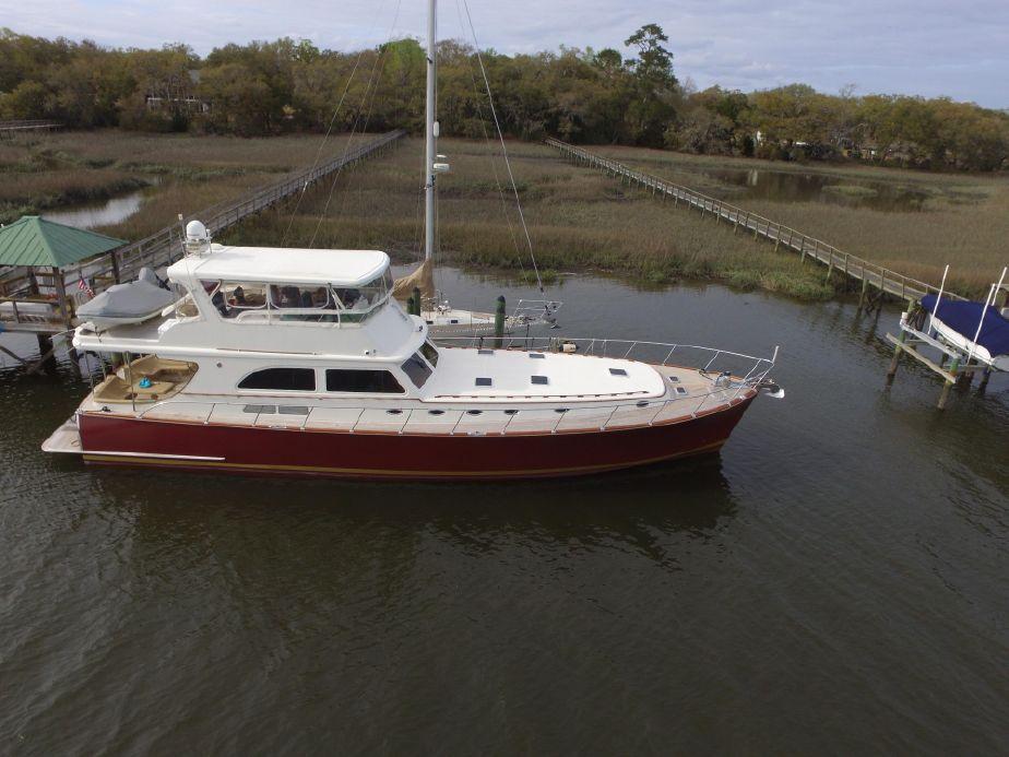 2007 Vicem Flybridge Power Boat For Sale - www yachtworld com