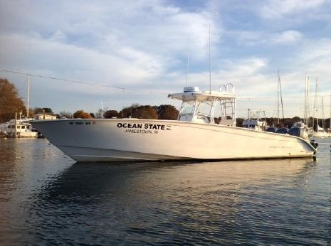 2011 Cape Horn 36 Offshore