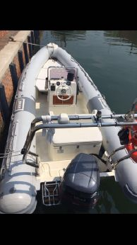 2007 Jokerboat 22