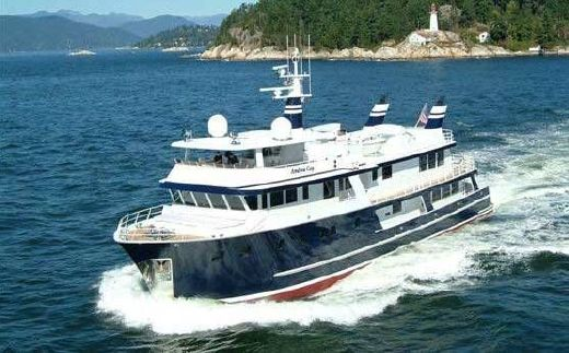 2002 Abd Expedition Yacht