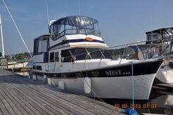 1988 Marine Trader 36 Aft Cabin Sundeck Trawler