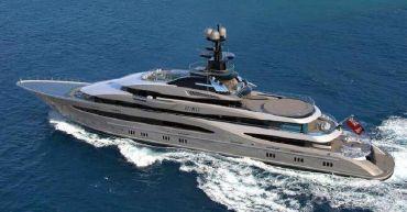 2015 Ocean C 47M to 50m Yacht