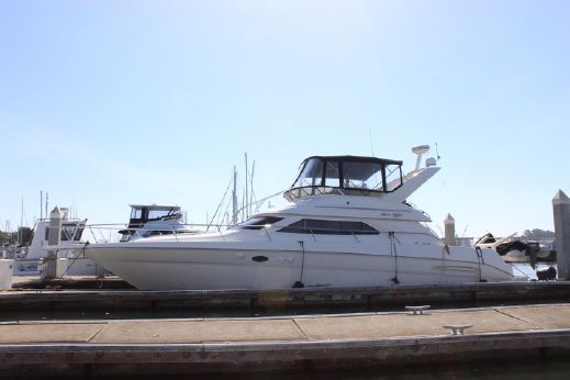 2000 Sea Ray 450 Express Bridge