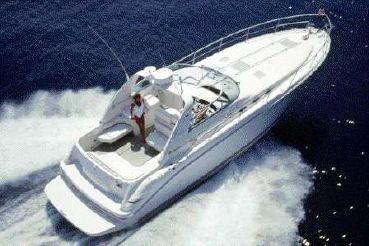 1998 Sea Ray 370 Sundancer