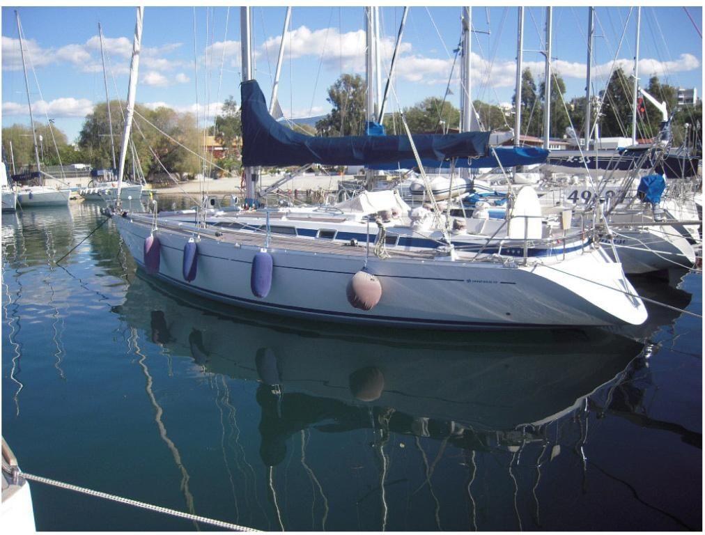 1992 grand soleil 45 39 sail boat for sale. Black Bedroom Furniture Sets. Home Design Ideas