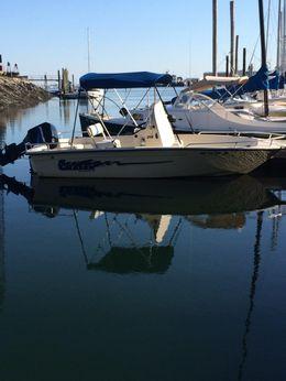 1999 Carolina Skiff 21 Sea Chaser