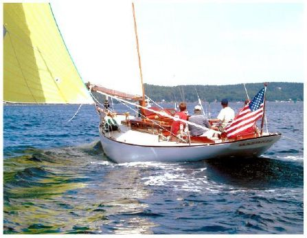 1902 Herreshoff Buzzards Bay 30