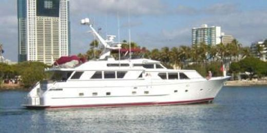 1989 Broward Motoryacht