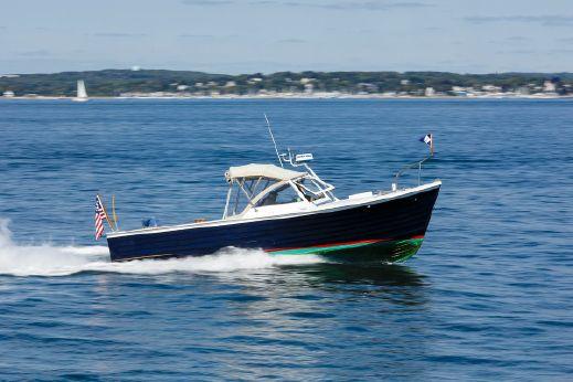 1968 Mackenzie Cuttyhunk Bass Boat