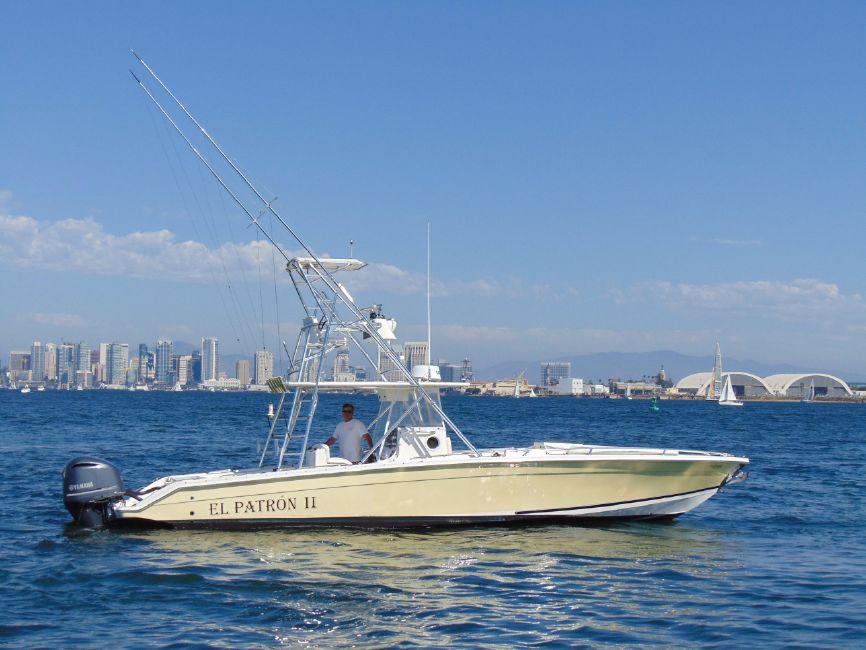 35' Jefferson Marlago Sportfishing boat for sale