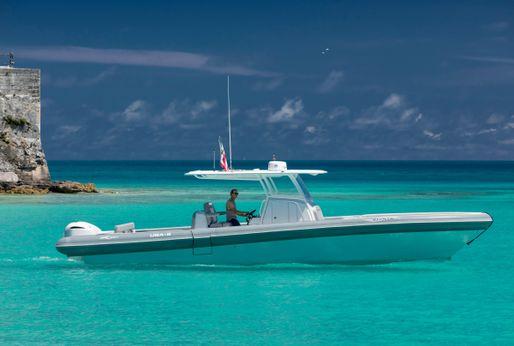 2017 Ocean 1 Yacht Tender 360
