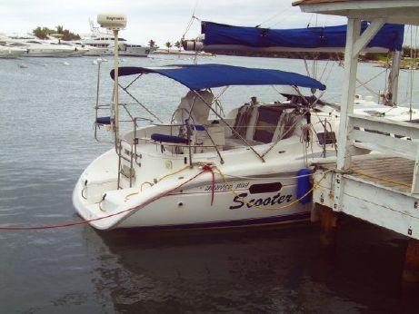 1997 Hunter 336