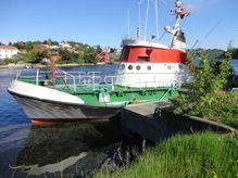 1969 Schweers/bardenfleth Rerightable SAR vessel