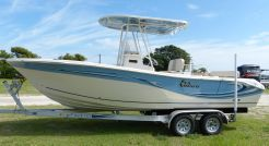 2015 Sea Chaser 24 Hybrid Fish & Cruise