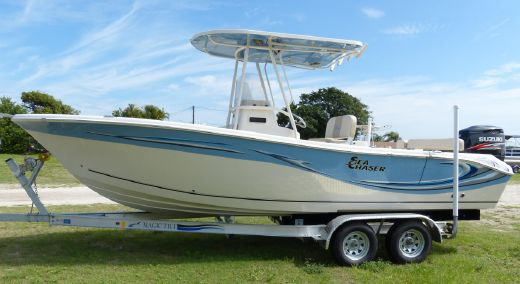 2015 Sea Chaser 24 Hybrid Fish & Cruise