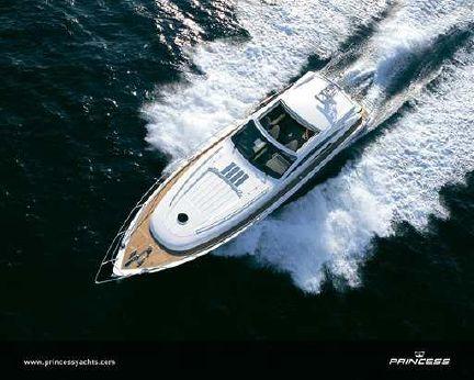 2007 Princess Yachts V 70
