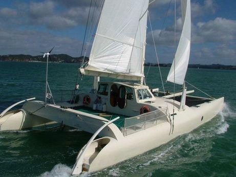2004 63ft Walter Greene / Kinzel Catamaran Augustina