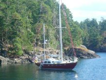 1965 Pearson Countess 44 Ketch