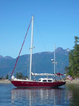 1965 Pearson Countess Ketch