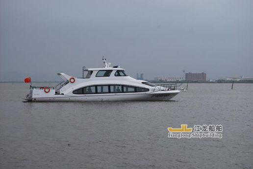 2013 Jianglong 20.95m yacht