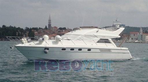 1996 Princess Yachts Princess 480