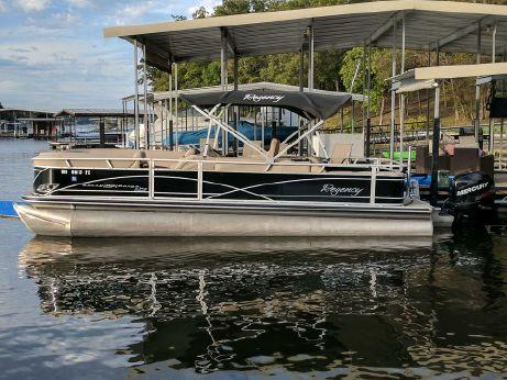 2014 Regency 254 LP3 Party Barge