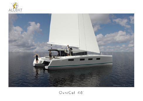 2018 Ovni Catamaran