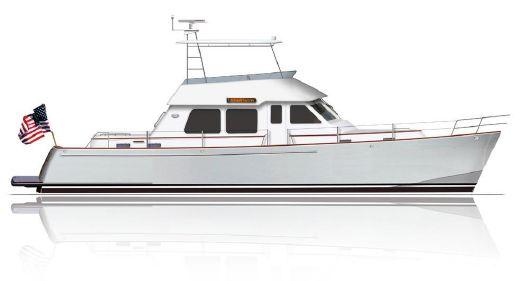 2017 Reliant 50' Motor Yacht