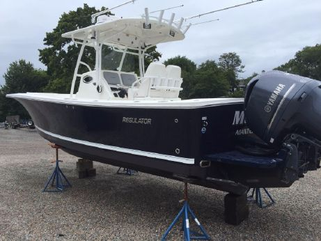 2011 Regulator 28 FS