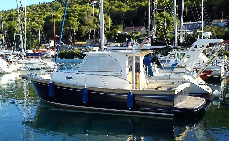 2008 Marco Polo 9 Classic Power Boat For Sale Www