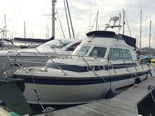 1989 Aquastar Ocean Ranger 33