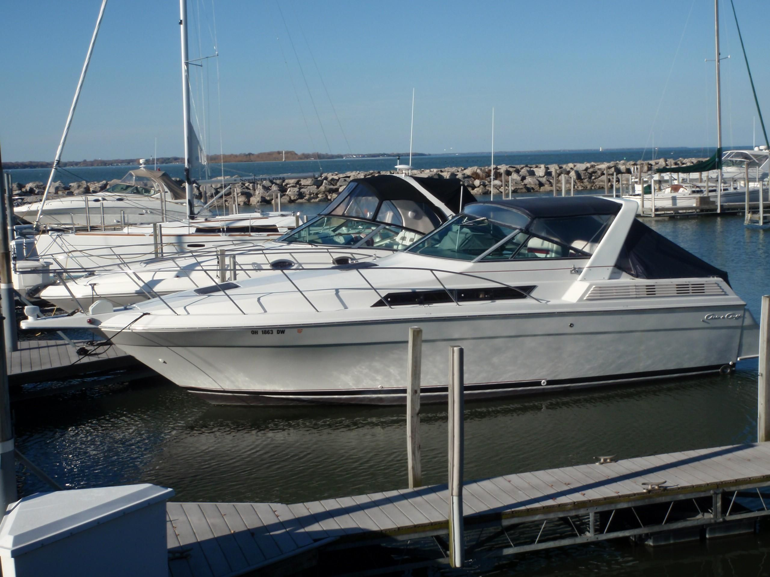 1990 Chris Craft Amerosport Power Boat For Sale Www