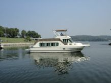 1999 Harbor-Master 40 Coastal