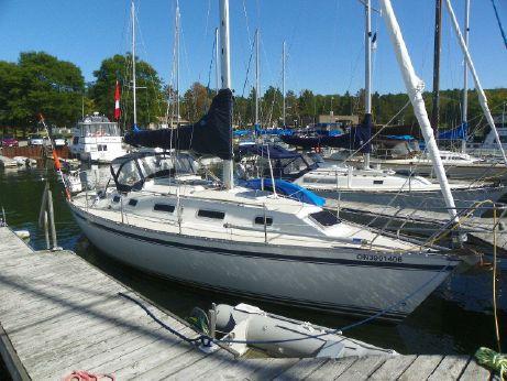 1991 Cs Yachts 34