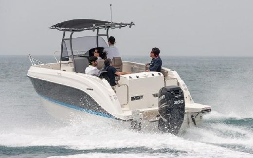2015 Quicksilver Activ 805 Pro Fish
