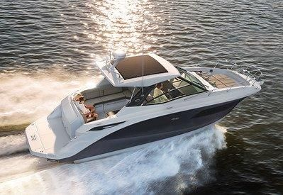 2017 Sea Ray 320 Dae Power Boat For Sale Www Yachtworld Com