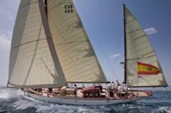 1925 Classic Alfred Mylne 75' Bermudan Yawl