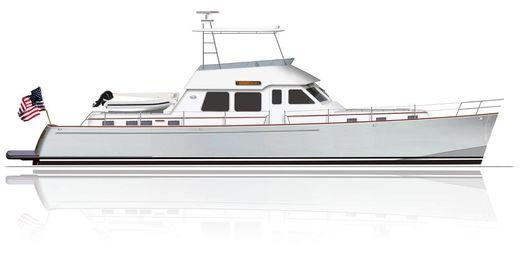2017 Reliant 60' Motor Yacht