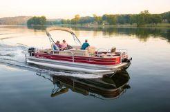 2020 Sun Tracker FISHIN' BARGE® 24 DLX